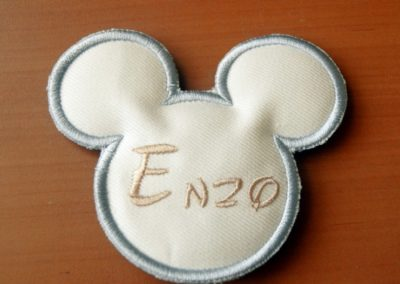 Broche Mickey Mouse Enz