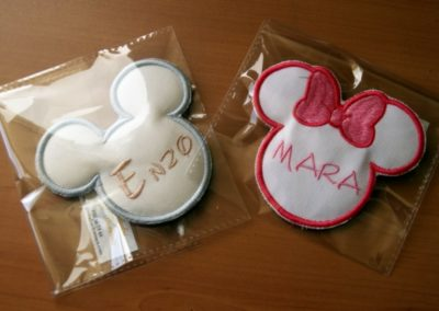 Broches Mouse