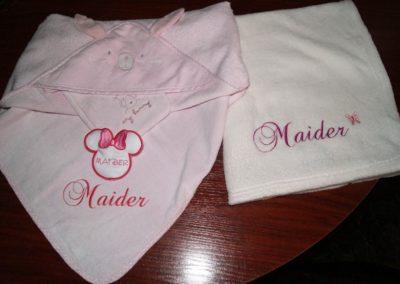 Cojunto Bebe Maider