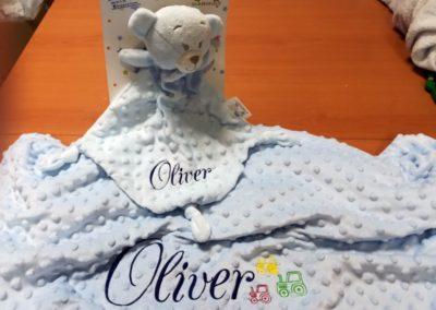 Manta + Dou dou Oliver