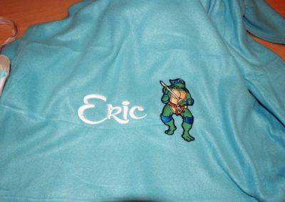 Manta Tortuga Ninja - Eric 1