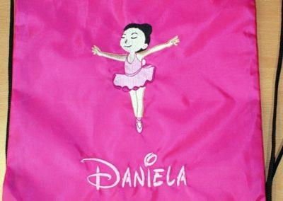 Mochila Bailarina 1