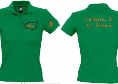 CORBILLOS verde