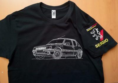 Camiseta 205 2