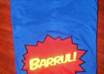Camiseta Barrul - Boxeo