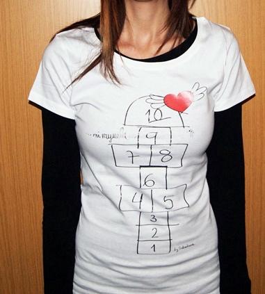 Camiseta Mi Rayuela 2