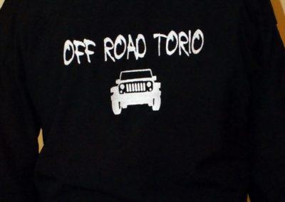 Cazadora Off Road torio 9