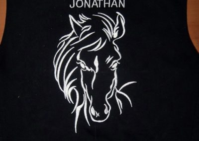 Chaleco Caballo JOnathan 1