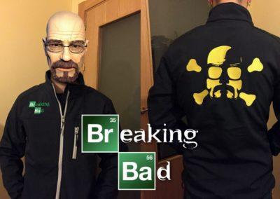 Chaqueta Breaking Bad