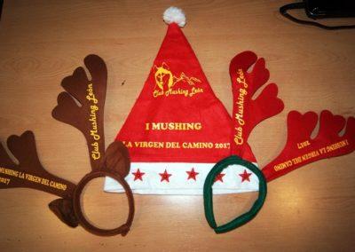 Club mushing - I Mushing La Virgen del Camino 1