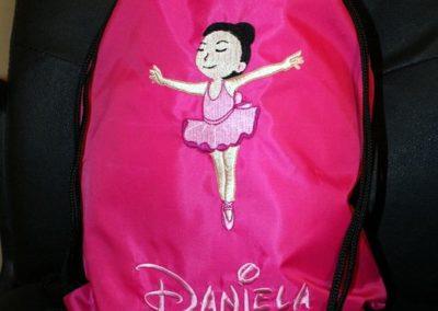 Mochila Bailarina 2