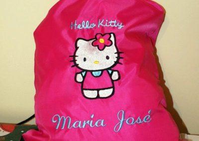 Mochila Hello kitty - M Jose
