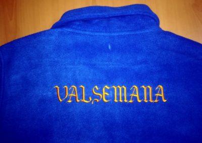 Pendón de Valsemana - Forro polar 2