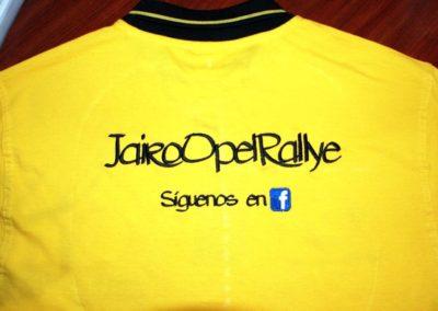 Polo Jairo Opel Rally 1