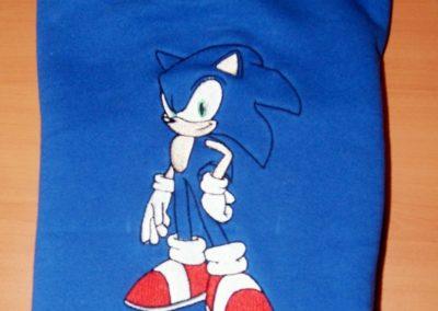 Sudadera Sonic 2