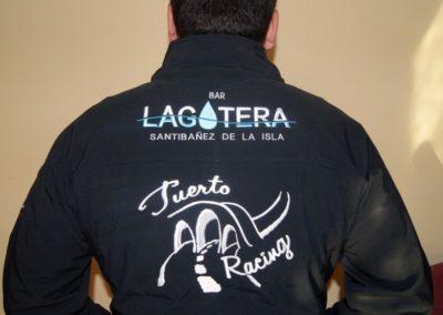 Tuerto Racing - Cazadora 2