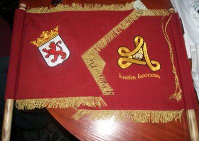 banderin lucha leonesa 1